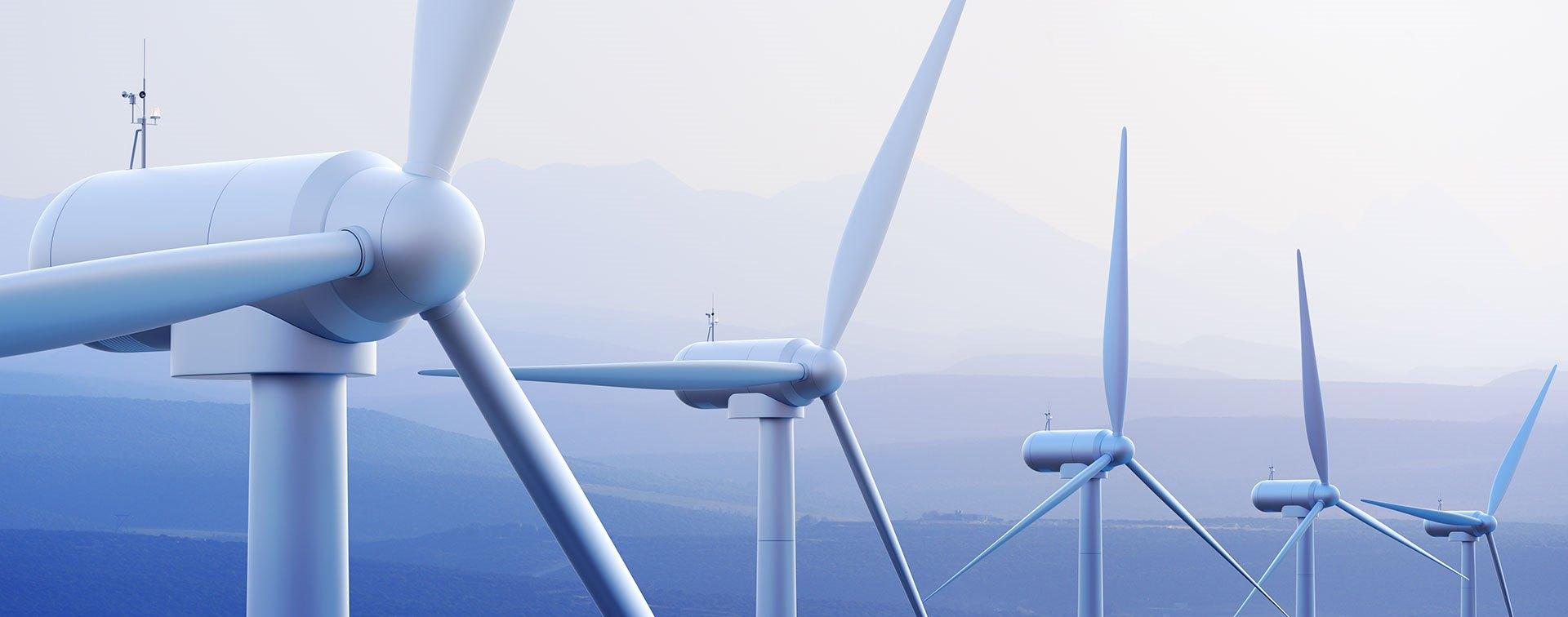 Wind Power Plant Installation